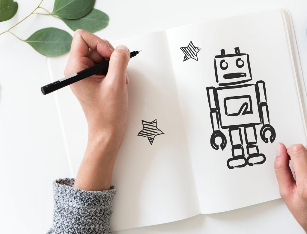Developing Chatbot for Business