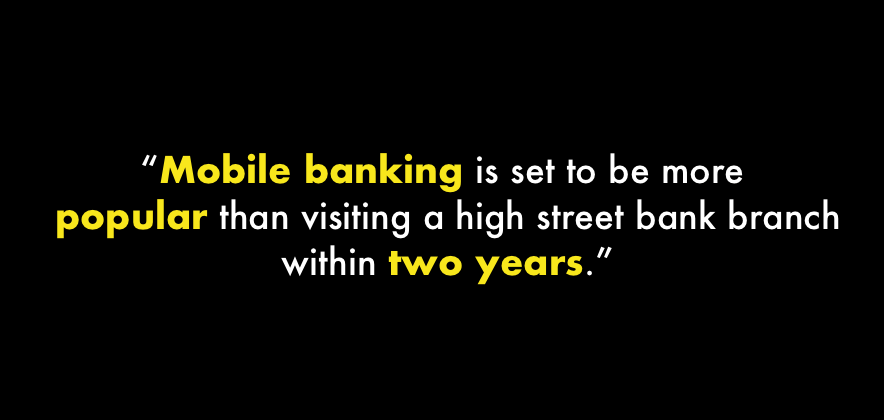 Developing a Mobile-Only Banking App