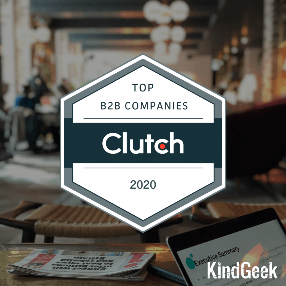 top software development company on Clutch